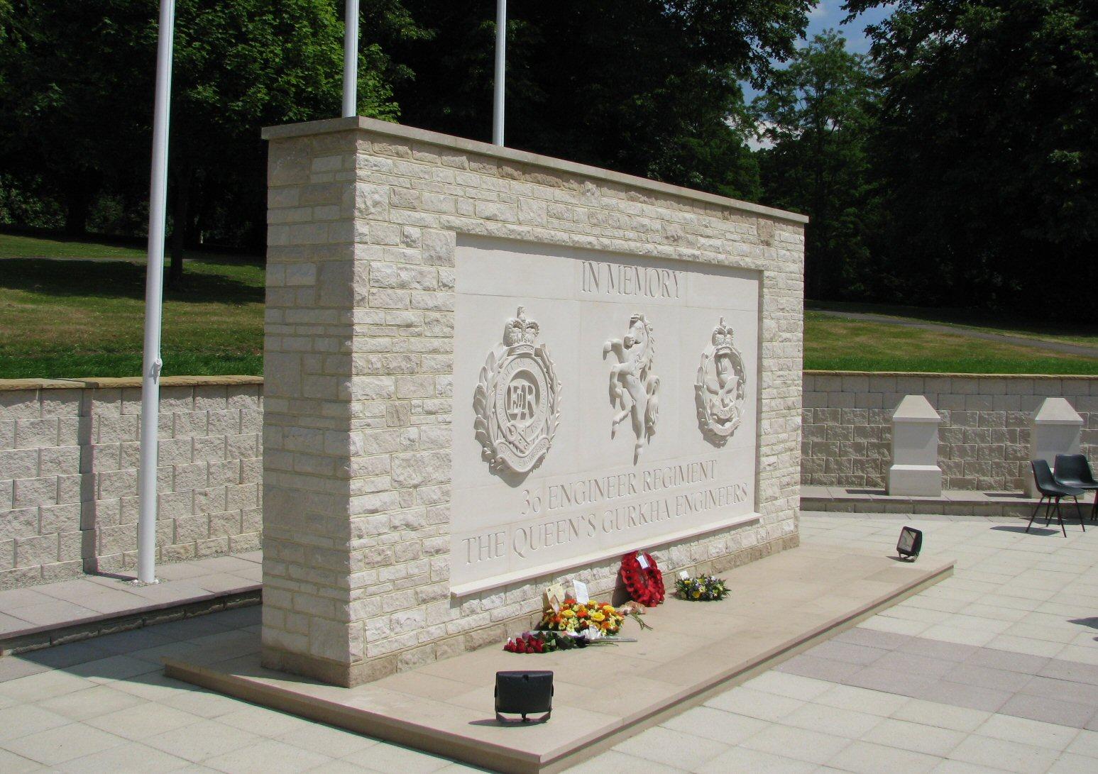 Portland stone memorial kent